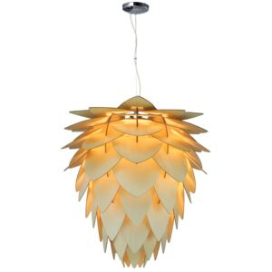 Mariefred Taklampa Natur Lind 74cm
