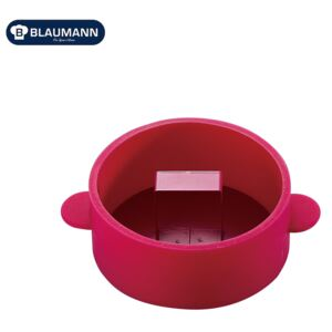 Blaumann BL-1196: Pastry maker with Stainless Steel Pusher Red