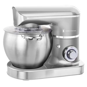 Imperial Collection IM-KM2200: 2200W Stand Mixer with 8.5L S/S Mixing Bowl Gray