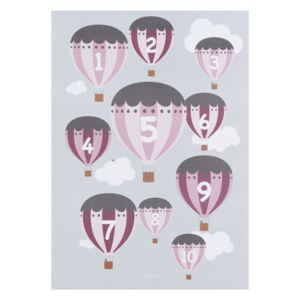 COUNT ON ME poster 50x70 cm