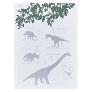 DINO SMALL poster 30x40 cm
