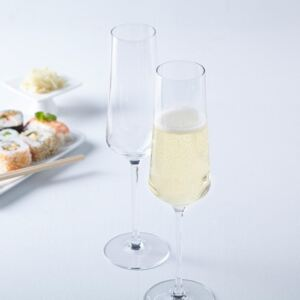 PUCCINI Champagneglas - 6-pack