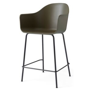 Menu Harbour Counter Chair - Olive Shell