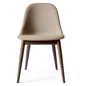 Menu Harbour Side Chair Shell - Dark Stained Oak, Remix 2