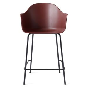 Menu Harbour Counter Chair - Burned Red