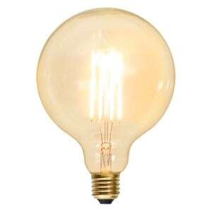 LED-lampa E27 G125 Soft Glow Dimmable