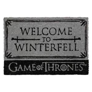 Game of Thrones , Dörrmatta - Welcome to Winterfell