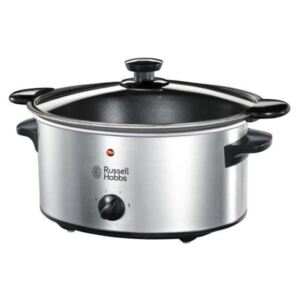 Russell Hobbs Slow Cooker Cook@Home med stekpanna 3,5 L