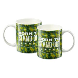 Mugg Inspire Born to stand out 350 ml AMBITION