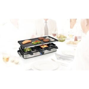 Princess Raclettegrill 8 personer Deluxe 1400 W