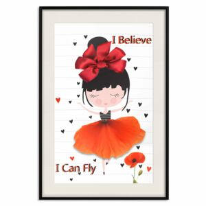 Posters: I Believe I Can Fly [Poster]