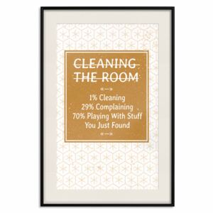 Posters: Cleaning Room [Poster]