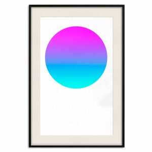 Posters: Colourful Circle [Poster]