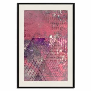 Posters: Crimson Abstraction [Poster]