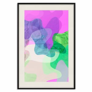 Posters: Pastel Butterflies [Poster]