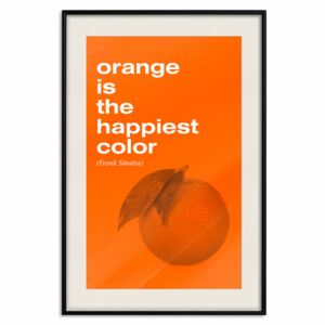 Posters: The Happiest Colour [Poster]