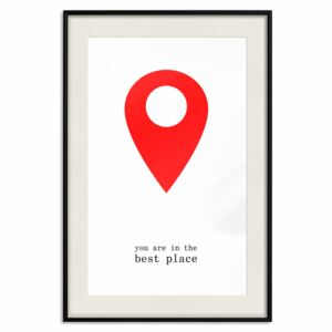 Posters: You Are in the Best Place [Poster]