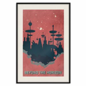 Posters: Beyond the Horizon [Poster]