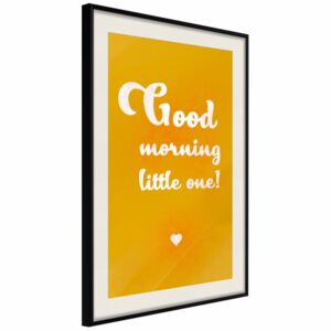 Posters: Good Morning Little One [Poster]