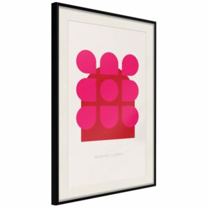 Posters: Modern Flower [Poster]